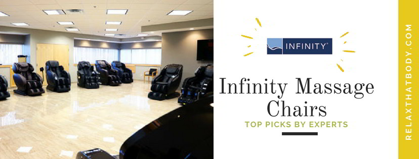 Top 4 Infinity Massage Chairs – Reviews and Buyer's Guide